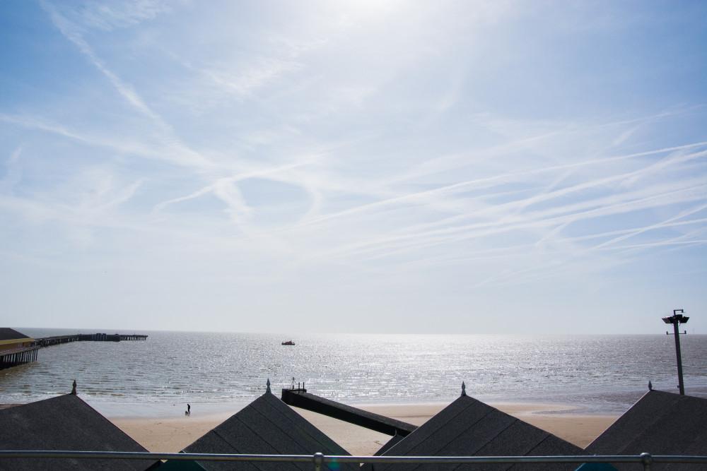 Beach Hut Hire in Walton-on-the-Naze