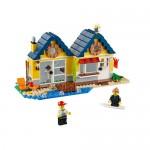 beach hut lego