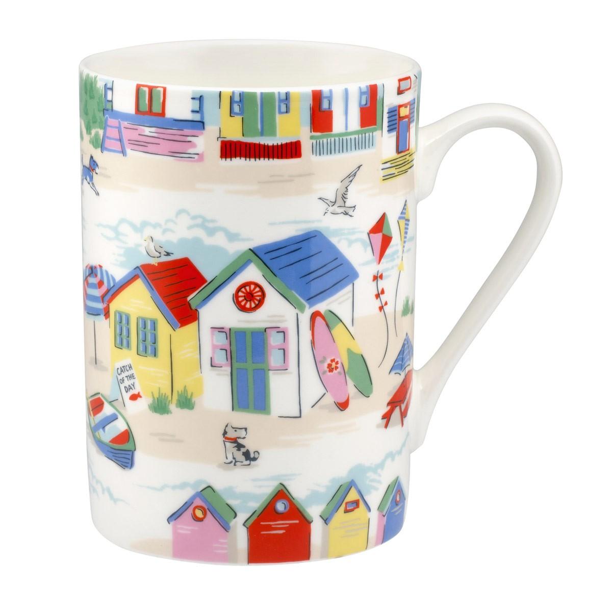 Beach Hut Decor Under £20 Cath Kidston Mug
