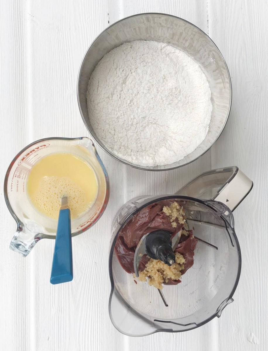 Liver Cake Recipe Homemade Dog Treat