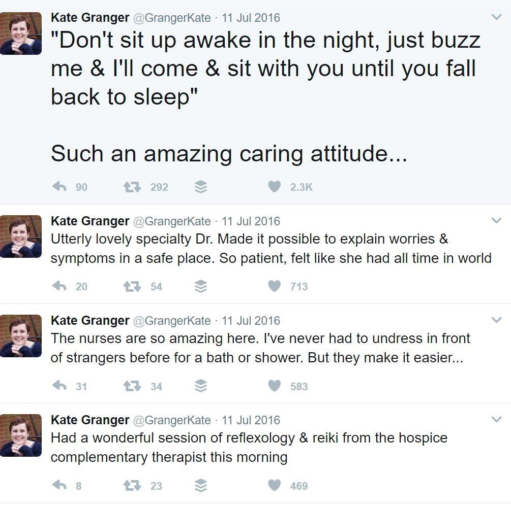 Dr Kate Granger MBE