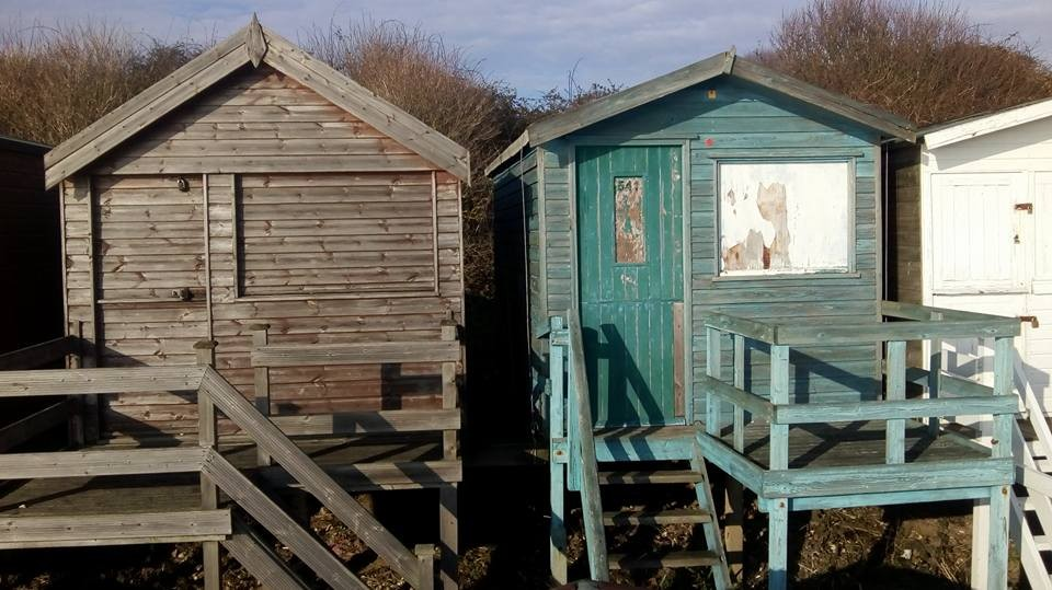 Beach Hut Decor Ideas: Mood Board for Mickey and Minnie Beach Huts