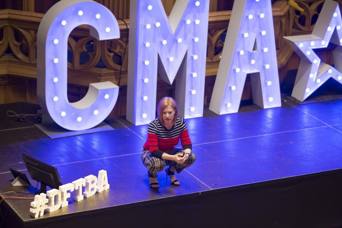 ERika Napoletano CMA Live 2017 inspirational women