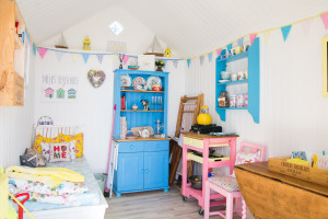 5 reasons not to hire a Beach Hut from Millie's Beach Huts