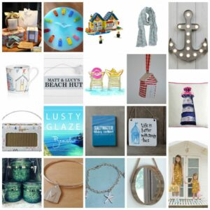 20 Gorgeous Gifts for a Beach Hut fan