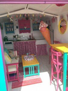 Beach Hut Decor Ideas: How I created Millie