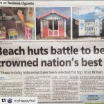 Beach Hut Hire Millie Walton on the Naze
