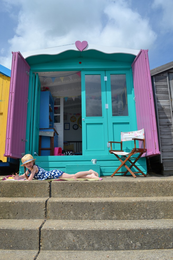 Beach Hut Hire Isla Essex