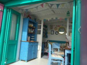 Beach Hut Decor Ideas: How I created Isla
