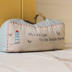 Millie's Beach Hut Club Beach Hut Hire Seaside Doorstop
