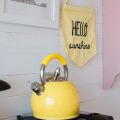 Millie's Beach Hut Club Beach Hut Hire Yellow Kettle