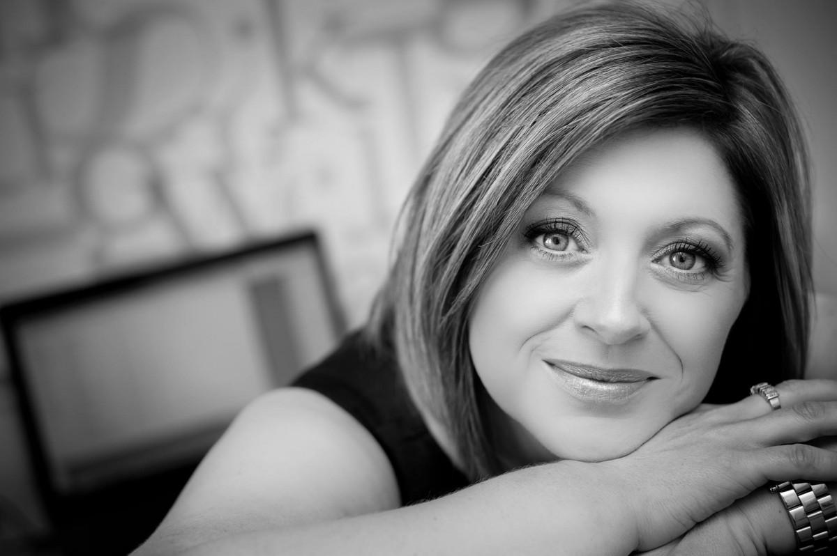 Meet the Panel Vicki Nicholson Branding Theraphy