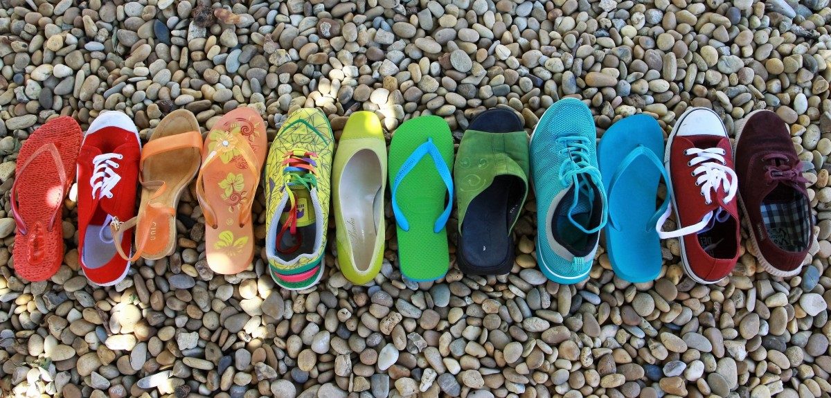 Things to do in Essex this weekend shoes flip flops