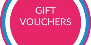 Gift vouchers beach hut hire