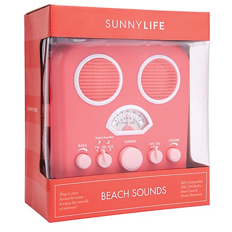 Gifts for a Beach Hut Fan - Beach sounds Radio