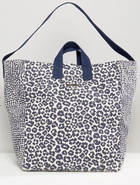 Gifts for a beach hut fan - Stella McCartney Beach Bag ASOS