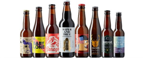 best subscription gifts craft beer christmas