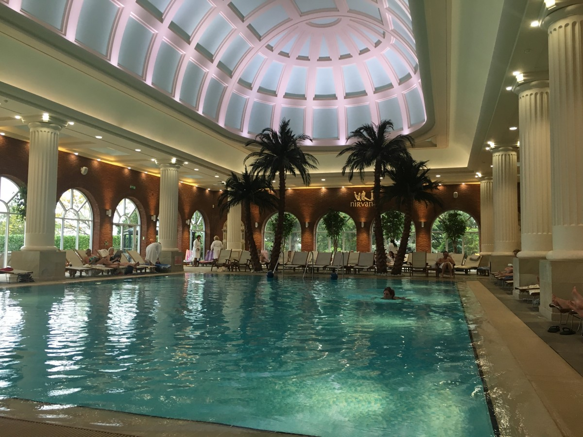 Nirvana Spa Review Berkshire UK Spa Day Out