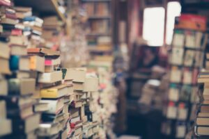 My 2016 Reading List:  A Year of Learning