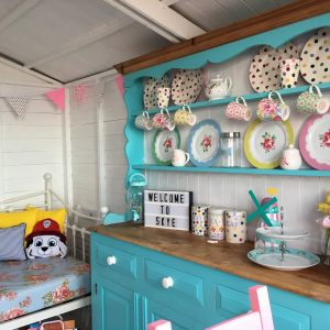 Beach Hut Hire:  Skye