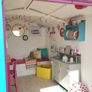 Beach Hut Hire:  Millie.