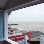 Minnie Mouse Beach Hut Hire Eastcliff Walton on the Naze Essex