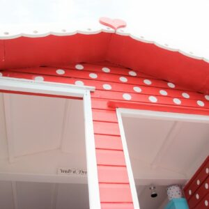 beach hut hire eastcliff walton-on-the-naze - Minnie