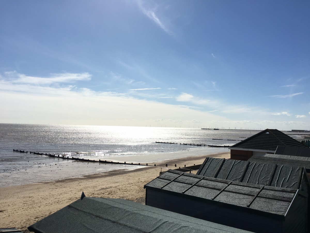 Beach Hut Hire Eastcliff Walton on the Naze Essex