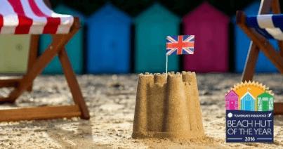 beach hut of the year 2016 finalist