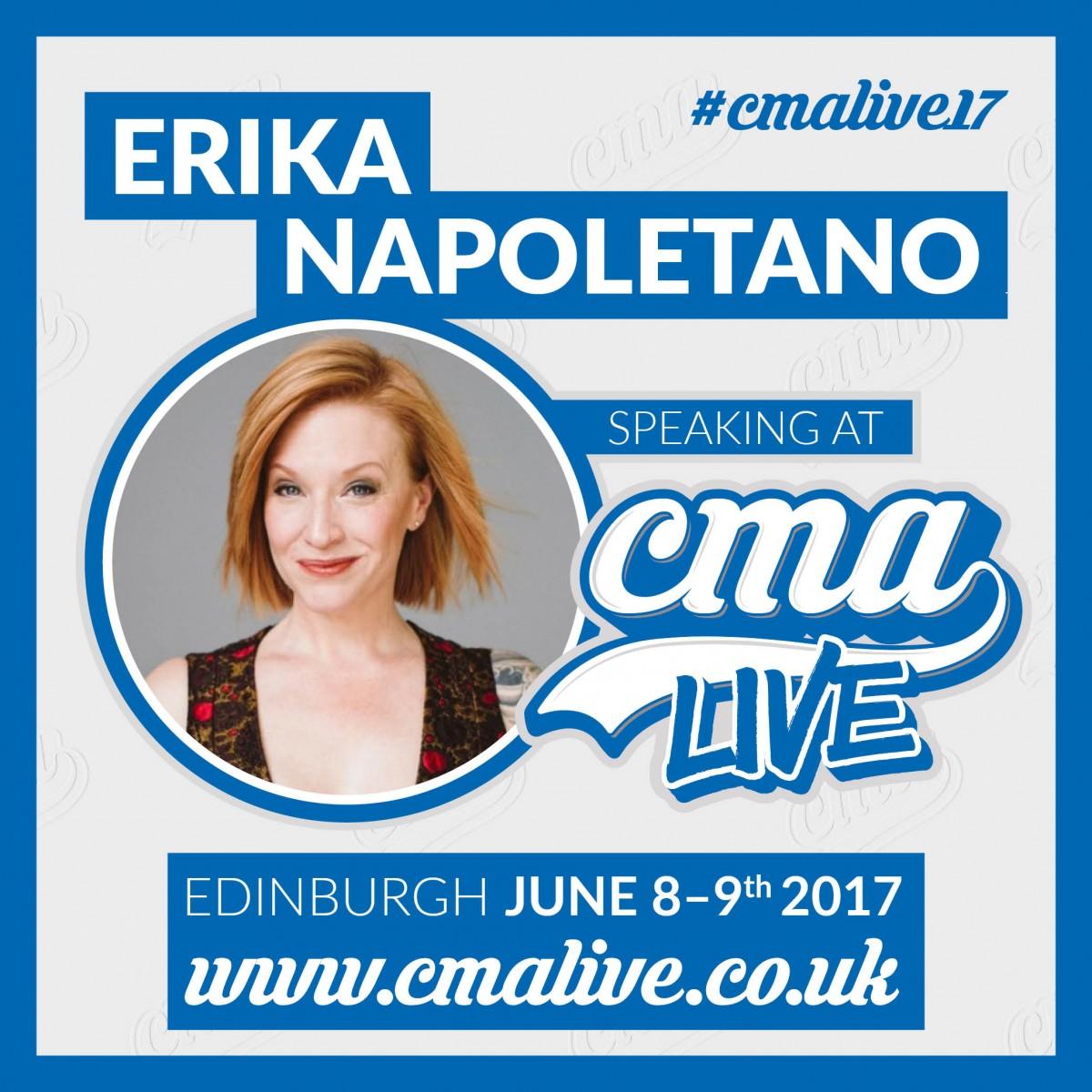 ERika Napoletano CMA Live 2017