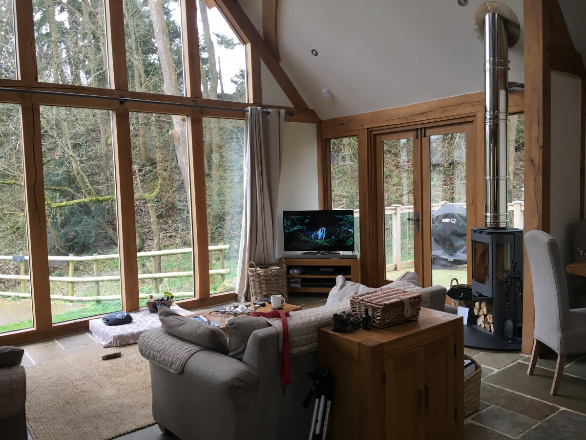 Dog Friendly Family Hold Brecon Breacons Brecon Retreat