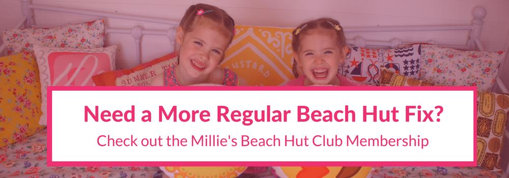 Beach Hut Hire Membership