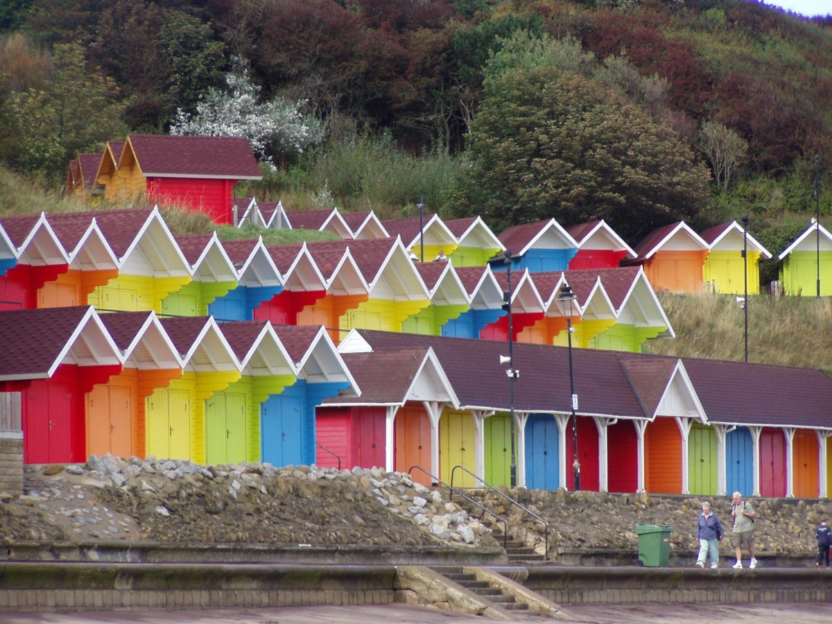What is a beach hut? Scarbarough Beach HutsWhat is a beach hut? Scarbarough Beach Huts