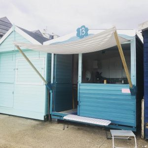 rosie-posie-front-row-beach-hut-hire-walton-naze-essex