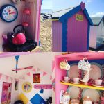 Beach Hut Hire Front Row Felixstowe Ellie